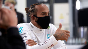 Lewis Hamilton - F1-Test - Silverstone - 2020