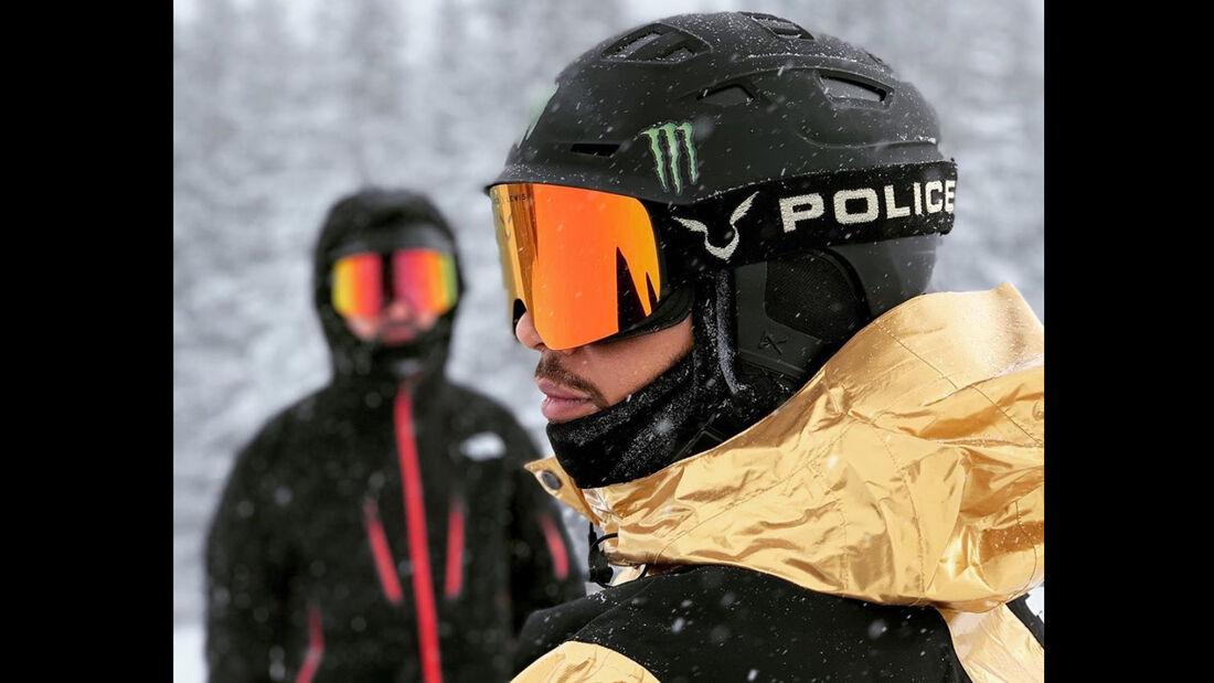 Lewis Hamilton - F1-Winterpause - 2020