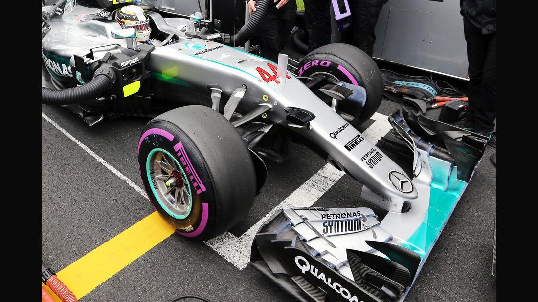 Lewis Hamilton - Formel 1 - 2016