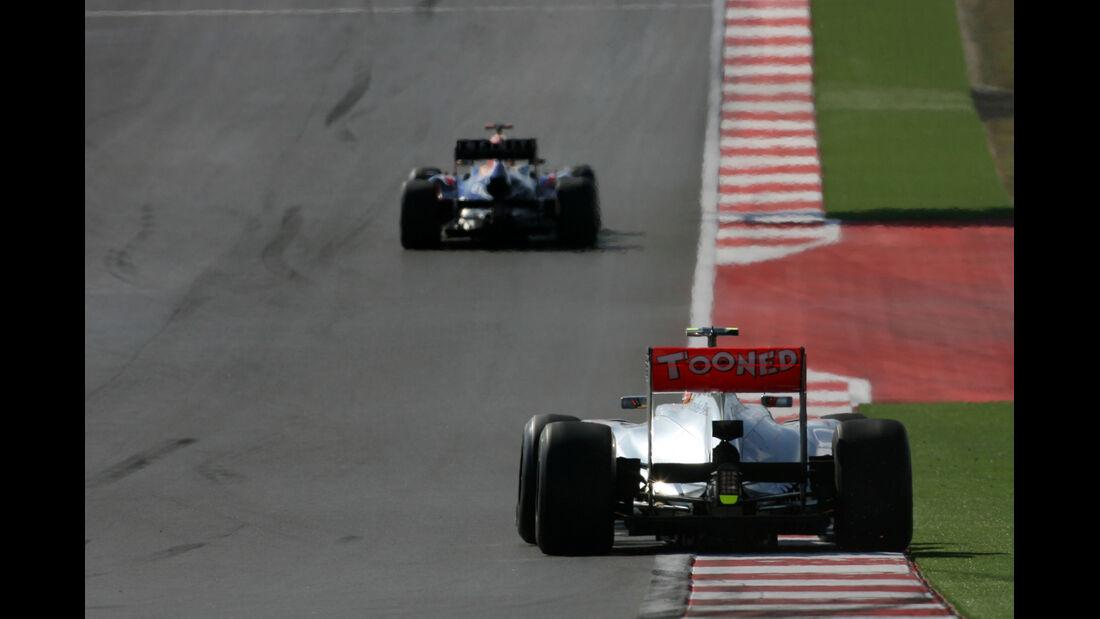 Lewis Hamilton Formel 1 Austin GP USA 2012