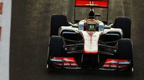 Lewis Hamilton - Formel 1 - GP Abu Dhabi - 03. November 2012