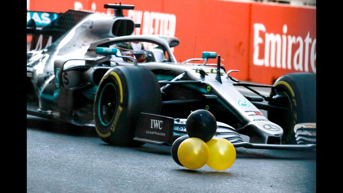 Lewis Hamilton - Formel 1 - GP Aserbaidschan 2019