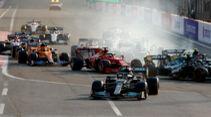 Lewis Hamilton - Formel 1 - GP Aserbaidschan 2021