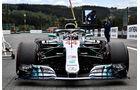 Lewis Hamilton - Formel 1 - GP Belgien 2018