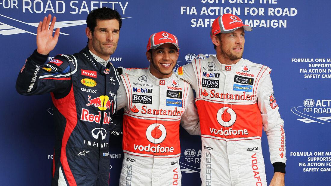 Lewis Hamilton - Formel 1 - GP Brasilien 2012