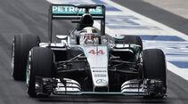 Lewis Hamilton - Formel 1 - GP Brasilien 2015