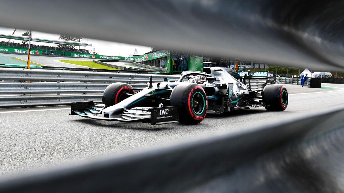 Lewis Hamilton - Formel 1 - GP Brasilien 2019