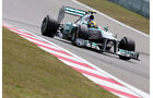 Lewis Hamilton - Formel 1 - GP China - 12. April 2013