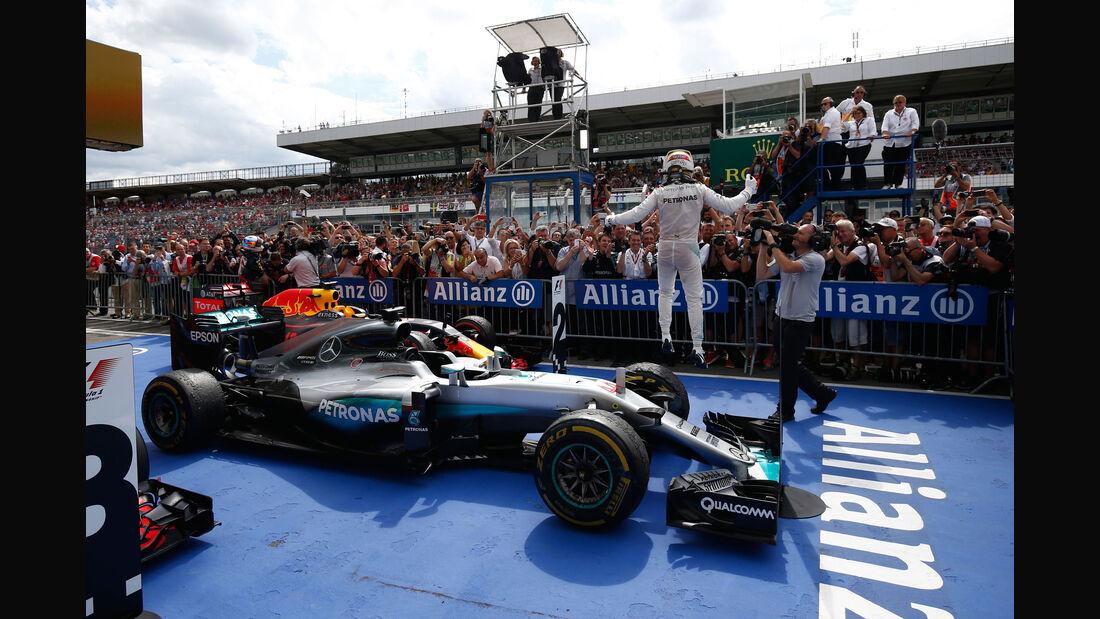 Lewis Hamilton - Formel 1 - GP Deutschland 2016
