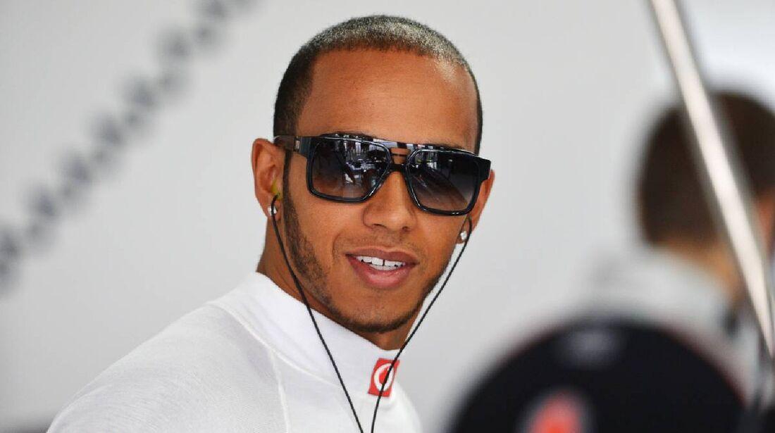 Lewis Hamilton - Formel 1 - GP Deutschland - 21. Juli 2012