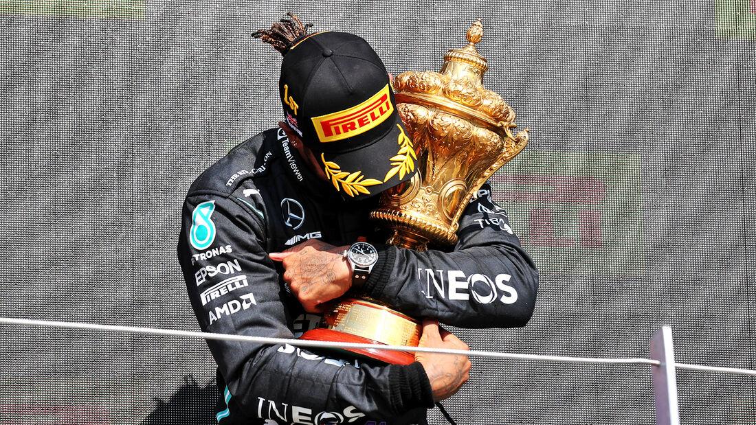 Lewis Hamilton - Formel 1 - GP England 2021