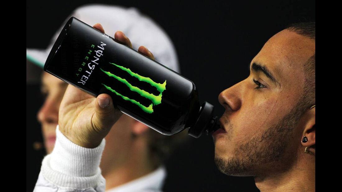 Lewis Hamilton - Formel 1 - GP England - 29. Juni 2013