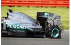 Lewis Hamilton  - Formel 1 - GP England - 30. Juni 2013