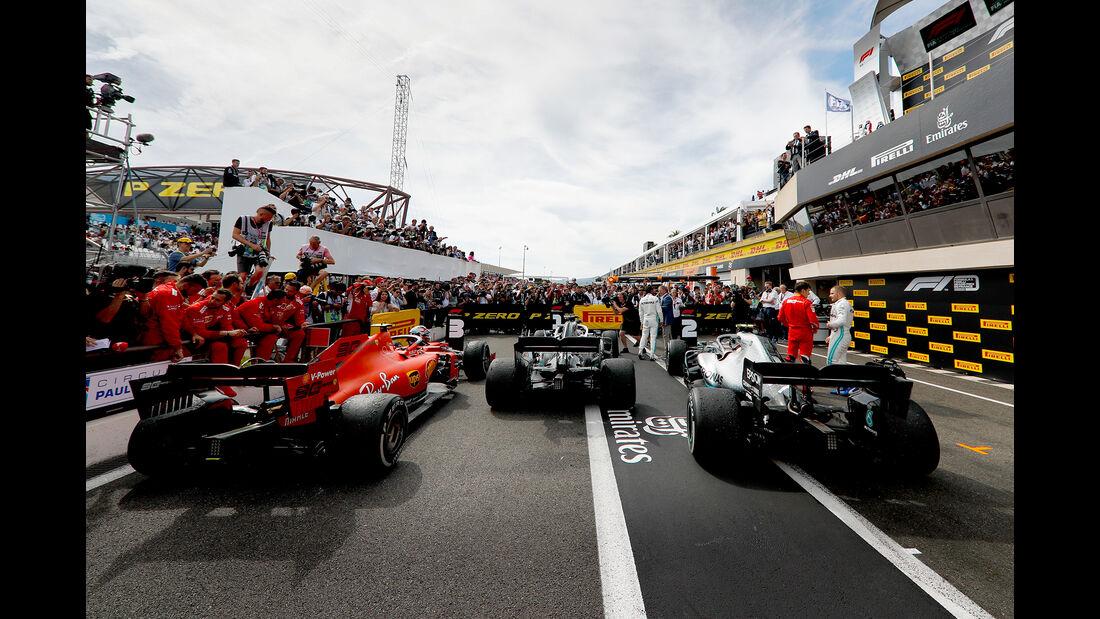 Lewis Hamilton - Formel 1 - GP Frankreich 2019