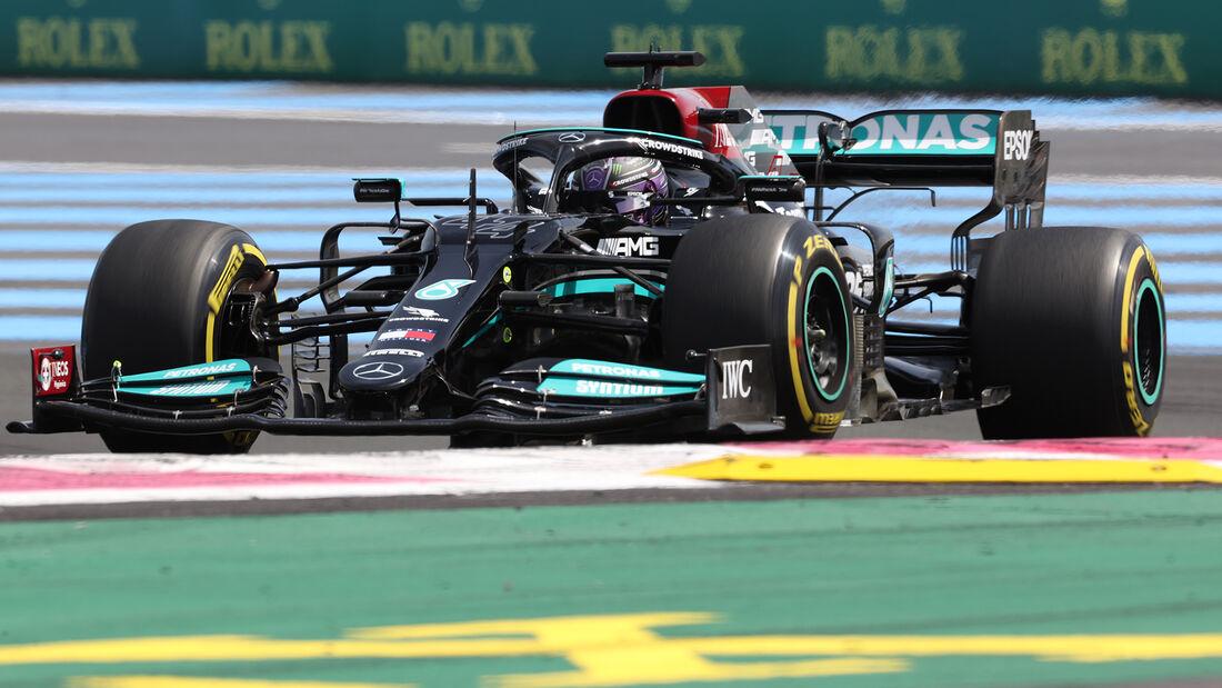 Lewis Hamilton - Formel 1 - GP Frankreich 2021