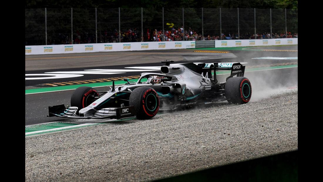 Lewis Hamilton - Formel 1 - GP Italien 2019