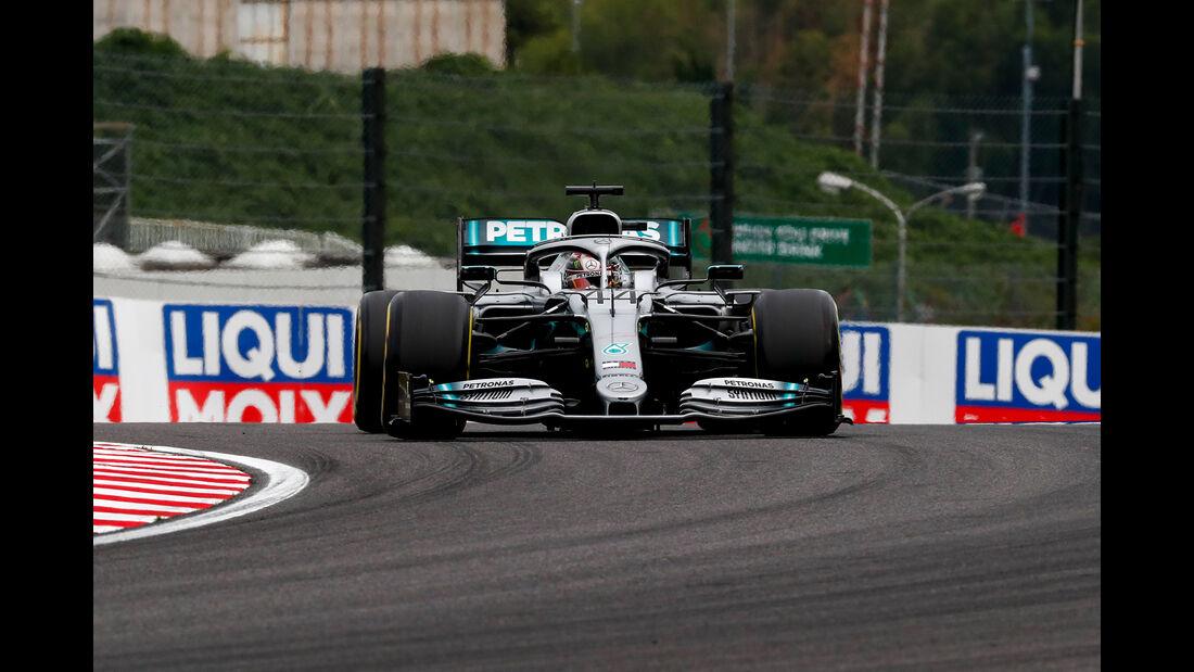 Lewis Hamilton - Formel 1  - GP Japan 2019