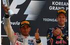 Lewis Hamilton - Formel 1 - GP Korea - 16. Oktober 2011