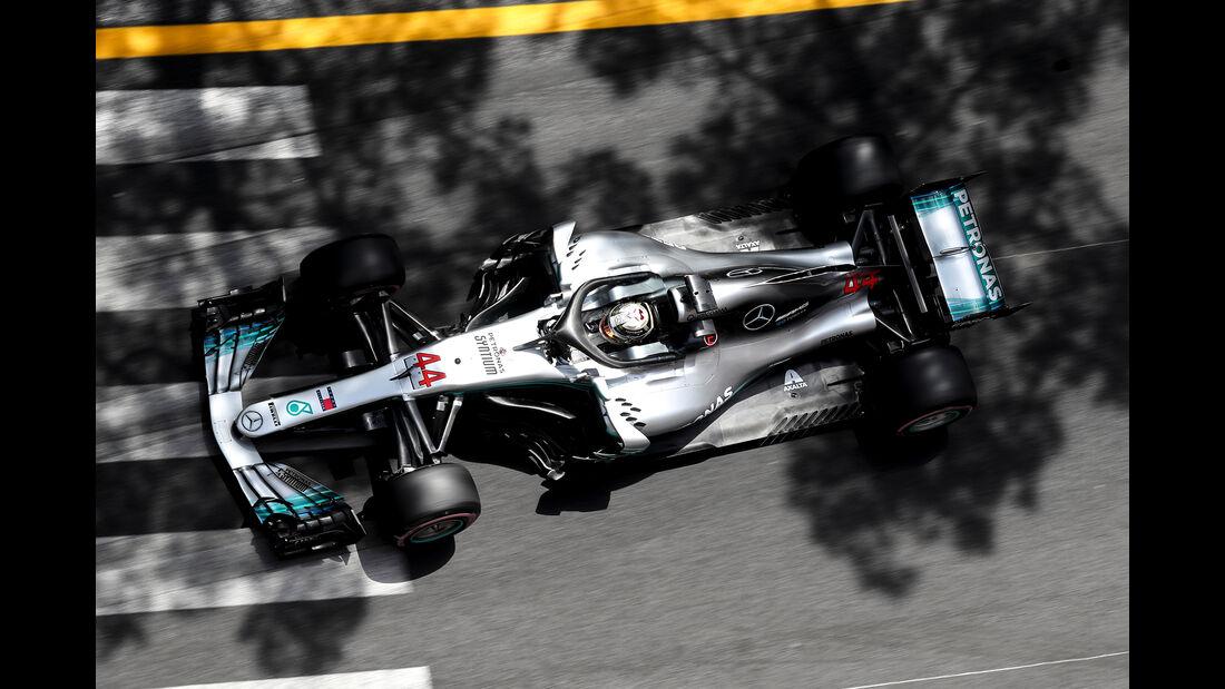 Lewis Hamilton - Formel 1 - GP Monaco 2018