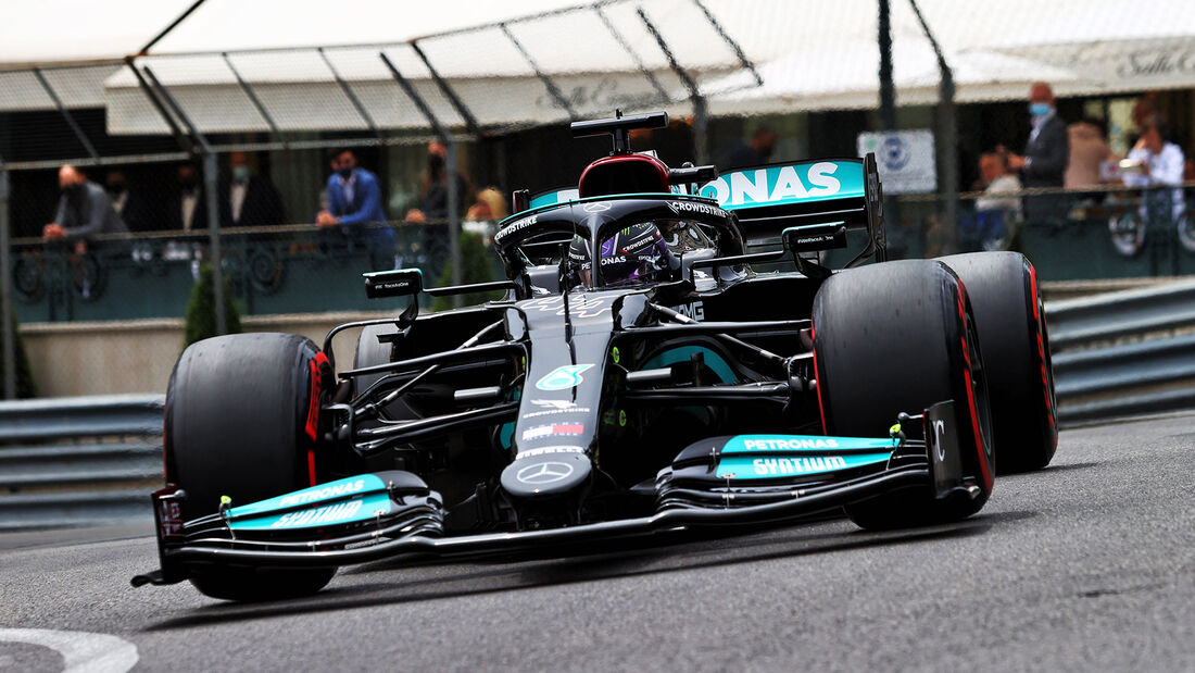 Lewis Hamilton - Formel 1 - GP Monaco 2021