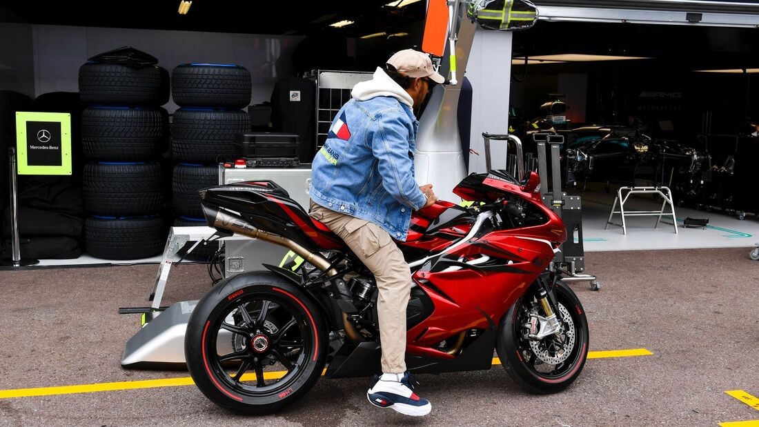 Lewis Hamilton - Formel 1 - GP Monaco - 22. Mai 2019