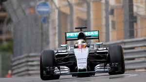 Lewis Hamilton - Formel 1 - GP Monaco - 23. Mai 2015