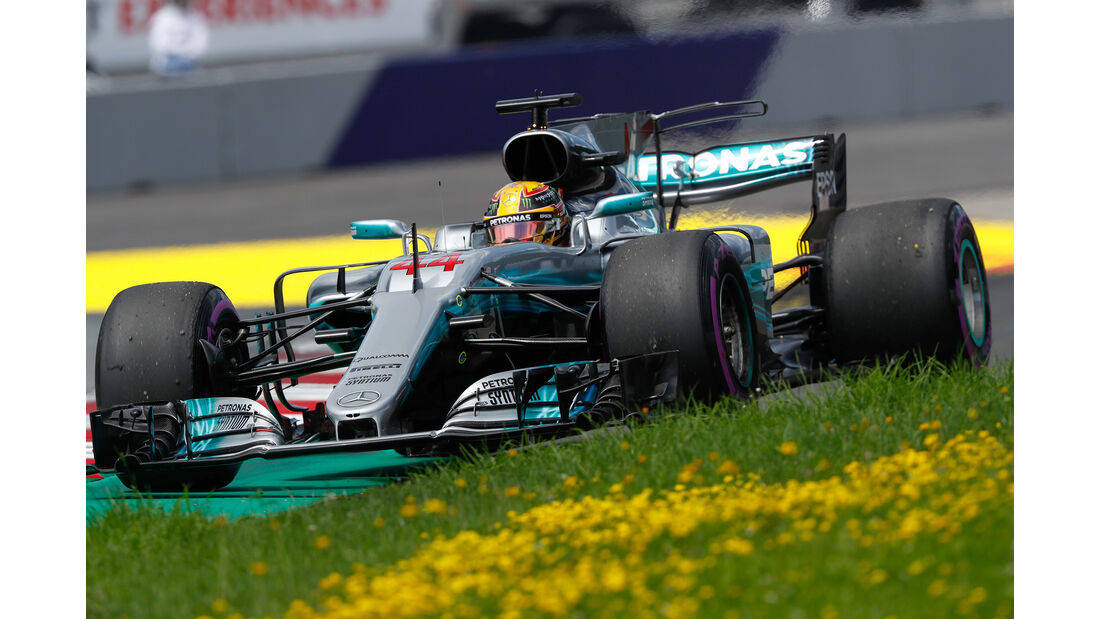 Lewis Hamilton - Formel 1 - GP Österreich 2017