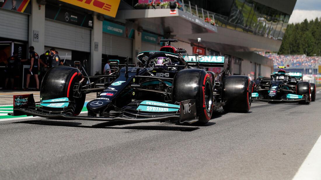 Lewis Hamilton - Formel 1 - GP Österreich 2021