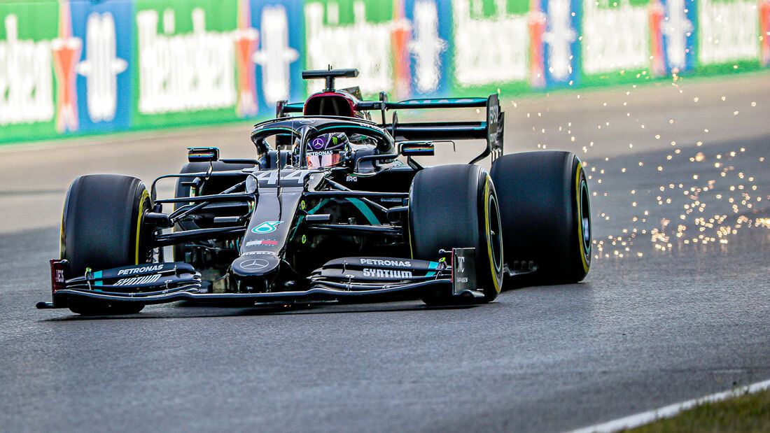 Lewis Hamilton - Formel 1 - GP Portugal 2020
