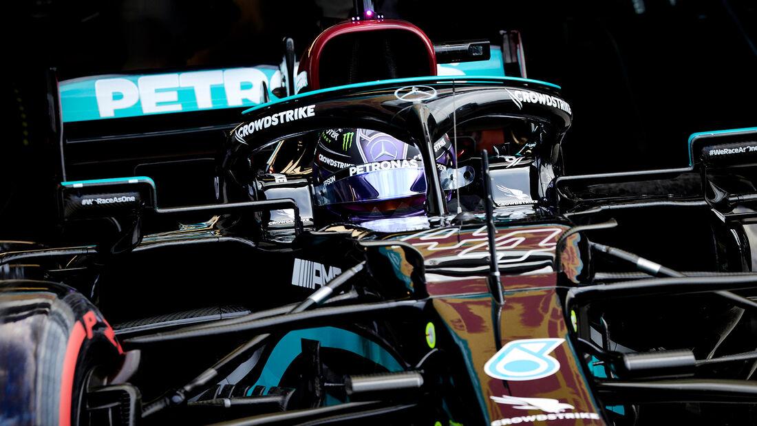 Lewis Hamilton - Formel 1 - GP Portugal 2021