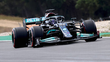 Lewis Hamilton - Formel 1 - GP Portugal - Portimao - 30. April 2021