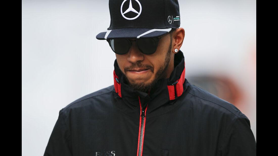 Lewis Hamilton - Formel 1 - GP Russland - 29. April 2016