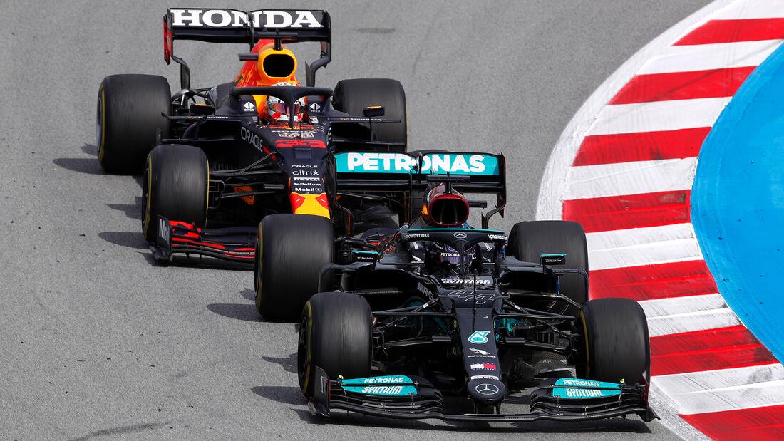 Lewis Hamilton - Formel 1 - GP Spanien 2021