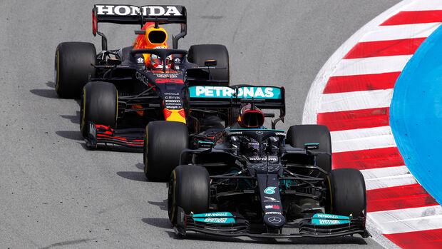 Lewis Hamilton - Formula One - Spanish GP 2021