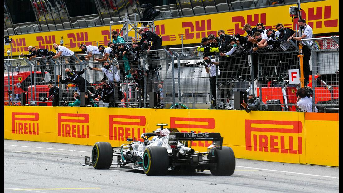 Lewis Hamilton - Formel 1 - GP Steiermark - Österreich - 2020