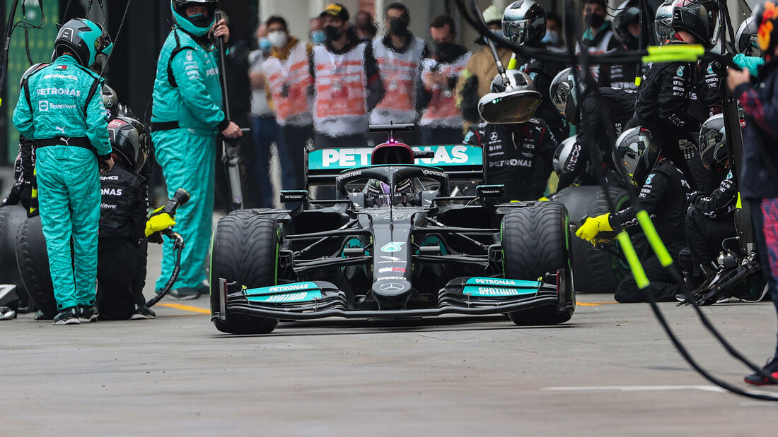 Lewis Hamilton - Formel 1 - GP Türkei 2021
