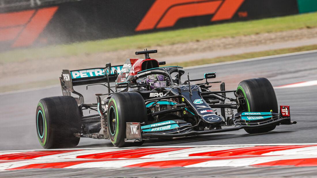 Lewis Hamilton - Formel 1 - GP Türkei - Istanbul - 2021