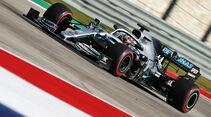 Lewis Hamilton  - Formel 1 - GP USA 2019