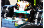 Lewis Hamilton - Formel 1 - GP USA - 31. Oktober 2014