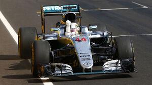 Lewis Hamilton - Formel 1 - GP Ungarn 2016