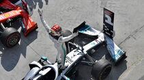 Lewis Hamilton - Formel 1 - GP Ungarn 2019