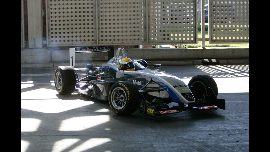 Lewis Hamilton Formel 3