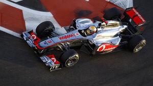 Lewis Hamilton - GP Abu Dhabi 2011