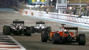 Lewis Hamilton - GP Abu Dhabi 2016