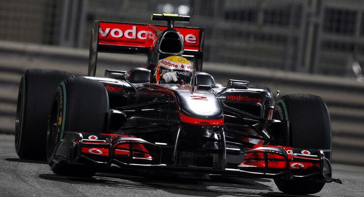 Lewis Hamilton - GP Abu Dhabi