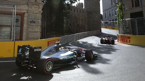 Lewis Hamilton - GP Aserbaidschan 2016