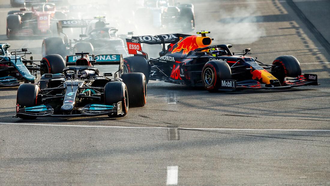 Lewis Hamilton - GP Aserbaidschan 2021