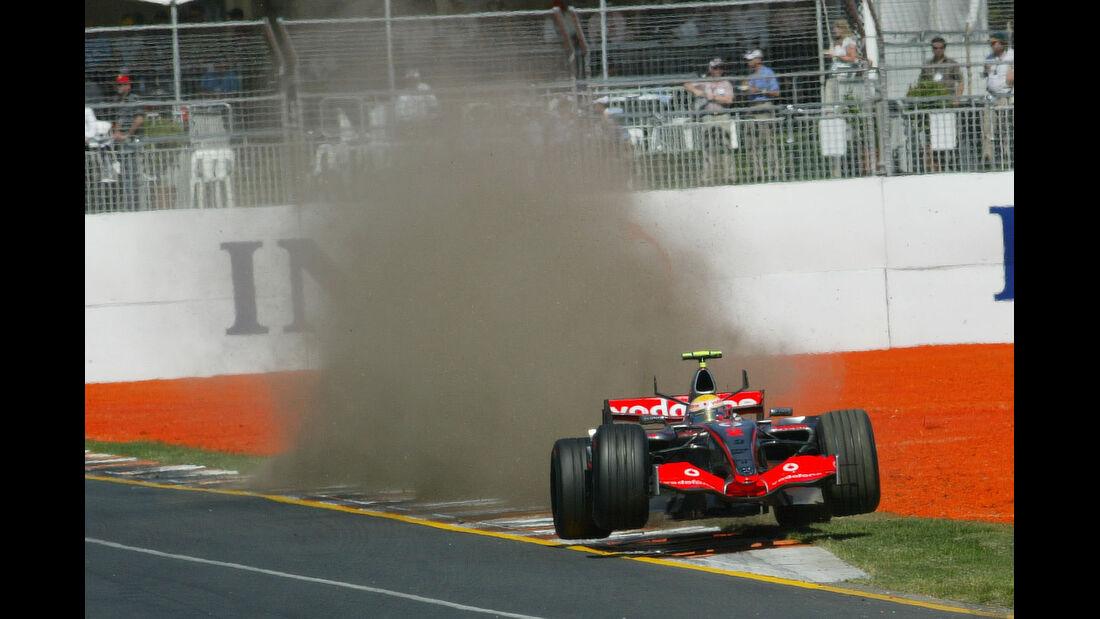 Lewis Hamilton - GP Australien 2007