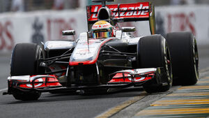 Lewis Hamilton GP Australien 2012