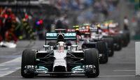Lewis Hamilton - GP Australien 2014